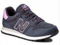 Женские кроссовки New Balance Gw500rnp  (фиолетовый/синий)