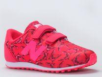 Кроссовки New Balance KA410BDY унисекс   (малиновый/розовый)