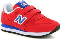 Кросівки New Balance KV373RDY унісекс (темно-синій/червоний)