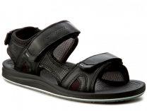 Мужские сандалии New Balance M2080bk   (чёрный)