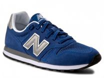 Спортивная обувь New Balance ML373BLU унисекс   (синий/серый)