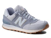 Sneakers New Balance ML574SEB unisex (Blue,Grey)