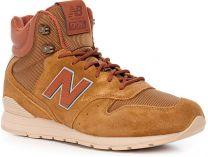 Зимние кроссовки New Balance MRH996BR