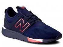 Мужские кроссовки New Balance MRL247NR   (тёмно-синий)