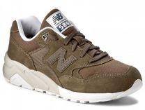 Мужские кроссовки New Balance MRT580EA   (оливковий)