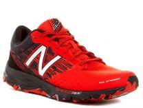Мужские кроссовки New Balance MT690lA2 (чёрный/красный)