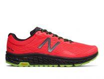Мужские кроссовки New Balance Fresh Foam Hierro v2 MTHIERH2 Vibram   (красный)