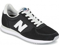 Mens sneakers New Balance U220BK (black)