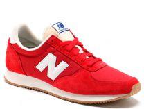Мужские кроссовки New Balance U220RD   (красный)