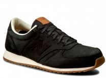 Кросівки New Balance U420NKT унісекс (Чорний)