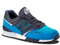 Кроссовки New Balance U446LBW унисекс   (тёмно-синий/голубой/синий)