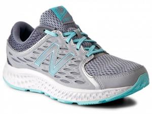 Кросівки New Balance W420LS3 унісекс (Бірюзовий,Сірий)