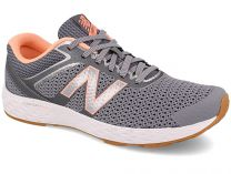 Кроссовки New Balance W520RG3 унисекс   (коралловый/серый)