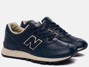 Кроссовки New Balance W576CNN унисекс   (тёмно-синий)