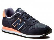 Кроссовки New Balance WL373GN унисекс   (синий)