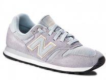 Женские кроссовки New Balance WL373GRY   (серый)