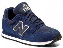 Кроссовки New Balance WL373MIN унисекс   (тёмно-синий)