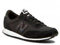 Кроссовки New Balance WL410BL   (чёрный)