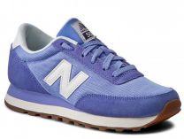 Кроссовки New Balance WL501CVB унисекс   (фиолетовый)