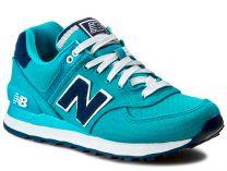 Кросівки New Balance WL574POA
