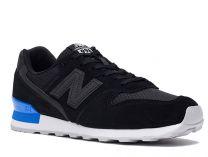 Кроссовки New Balance WR996SB унисекс   (тёмно-синий/чёрный)