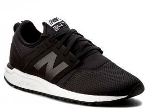 Текстильная обувь New Balance Wrl247fa унисекс   (чёрный)