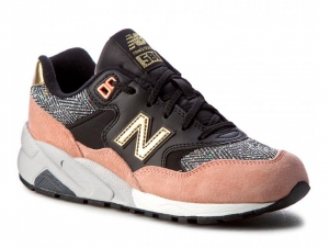 Спортивная обувь New Balance WRT580CE унисекс   (multi-color/тёмно-серый/розовый/чёрный)