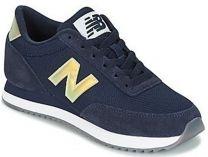 Кроссовки New Balance WZ501RD    (золотистий/тёмно-синий)