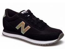 Женские кроссовки New Balance WZ501RM    (золотистий/чёрный)