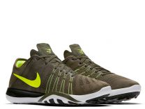 Кроссовки Nike Free TR 6 833413-302 (хаки/оливковий)
