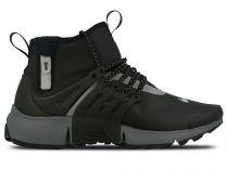 Женские кроссовки Nike Wmns Air Presto Mid Utility 859527-002    (чёрный)