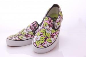 Описание: Текстильная обувь Слипоны Vans Т-381... .  Автор: Руслана.