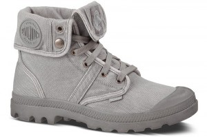 Черевики Palladium Pallabrouse Baggy 02478-066 Сірий Джинс