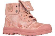 Детские ботинки Palladium 53454-644   (розовый)