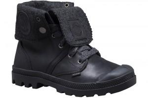 Обувь Palladium Pallabrouse BGY 2  93471-068 Черная кожа