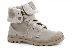 Обувь Palladium Pallabrouse Bgy  2 93471-120 Бежевая кожа