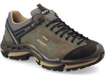 Мужские полуботинки Grisport Gritex Vibram 11927N27 Made in Italy   (хаки)