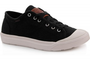 Sneakers Palladium Pallarue 03702-020 Black Canvas