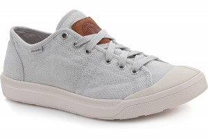 Кеди Palladium Pallarue Lc 03702-048 Sky Grey canvas