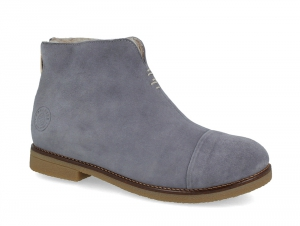 Winter boots Forester Tommy 3261-37 Grey, Nubuck