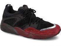 Кроссовки Puma Blaze Of Glory 363548-01 (бордовый/чёрный)