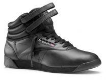 Женские кроссовки Reebok Freestyle Hi 2240   (чёрный)