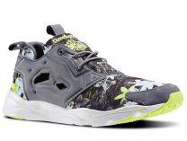 Мужская спортивная обувь Reebok Furylite V69506   (серый)