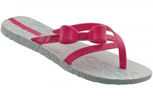 Women's slippers Ipanema 80284-20814 White | Pink
