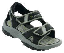 Пляжная обувь Rider 80436-21916 унисекс   (чёрный/серый)