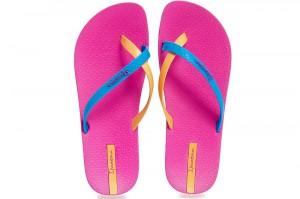Flip Flops Ipanema Mix Color 81137-24011 Pink