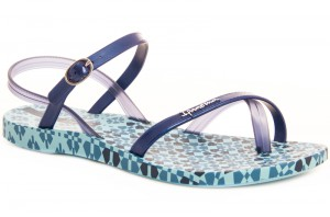 Women's Sandals Ipanema Fashion Sandal Ii 81474-21119 Made in Brazil