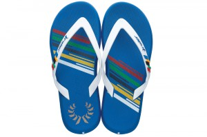 Men's flip flops Rider R1 Olympics 81530-21308 Made in Brazil