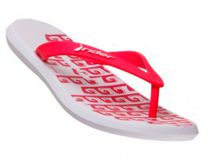 Flip flops Rider R1 81561-20755 Made in Brasil (pink/white)