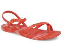 Rider sandals Ipanema Fashion Sand 81929-20995 IV (coral)
